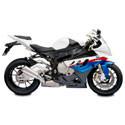 BMW Shogun Motorsports Axle Sliders