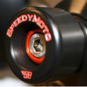 Speedymoto Motorcycle Axle Sliders