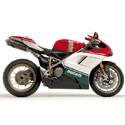 Ducati Sato Racing Motorcycle Frame Sliders
