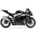 Suzuki Sato Racing Motorcycle Frame Sliders