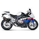 10-11 BMW S1000RR Shogun Motorsports Motorcycle Frame Sliders
