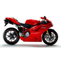 Ducati Shogun Motorsports Motorcycle Frame Sliders