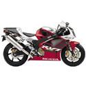02-06 Honda RC51 Shogun Motorsports Motorcycle Frame Sliders