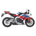 14-16 Honda CBR 1000RR Shogun Motorsports Motorcycle Frame Sliders