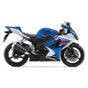 07-08 Suzuki GSXR 1000 Shogun Motorsports Motorcycle Frame Sliders