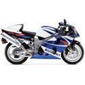 98-03 Suzuki TL1000R Shogun Motorsports Motorcycle Frame Sliders