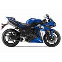 09-14 Yamaha YZF-R1 Shogun Motorsports Motorcycle Frame Sliders