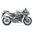 03-09 Suzuki SV1000 Shogun Motorsports Motorcycle Swingarm Slider Spools