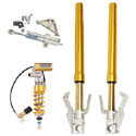 Ohlins Racing Motorcycle Suspension