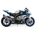BMW S1000RR HP4 Ohlins Motorcycle Suspension