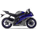 08-16 Yamaha YZF-R6 RaceTech Motorcycle Suspension