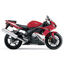 2005 Yamaha YZF-R6 RaceTech Motorcycle Suspension