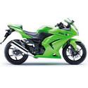 Kawasaki EX250 Ninja Scotts Performance Steering Stabilizers