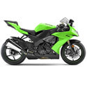 Kawasaki Rearsets