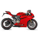 Ducati 1199 Panigale Motorcycle Suspension