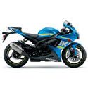 Suzuki GSXR 600/750 K-Tech Motorcycle Suspension