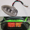 TST Industries Integrated Motorcycle Tail Lights