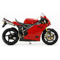 Ducati 998 Drive Systems Sprockets