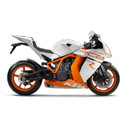 KTM RC8/R Drive Systems Sprockets