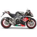 09-18 Aprilia RSV4 Driven Racing Motorcycle Sprockets