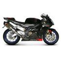 Aprilia RSV1000 Cox Racing Aluminum Motorcycle Radiator Guards