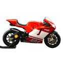 Ducati Desmosedici D16RR Cox Racing Aluminum Motorcycle Radiator Guards
