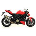 09-13 Ducati Streetfighter Cox Racing Aluminum Motorcycle Radiator Guards