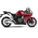 10-13 Honda VFR1200 Cox Racing Aluminum Motorcycle Radiator Guards