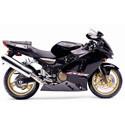 00-05 Kawasaki ZX12R Cox Racing Aluminum Motorcycle Radiator Guards