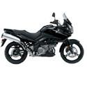 02-10 Suzuki DL1000 V-Strom Cox Racing Aluminum Motorcycle Radiator Guards
