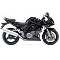 03-07 Suzuki SV1000 Cox Racing Aluminum Motorcycle Radiator Guards