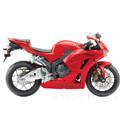07-18 Honda CBR 600RR Akrapovic Exhaust