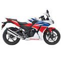 14-17 Honda CBR 300R Akrapovic Exhaust