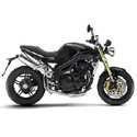 11-15 Triumph Speed Triple/R Akrapovic Exhaust
